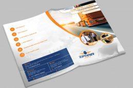 Ziphair Logistics Brochure