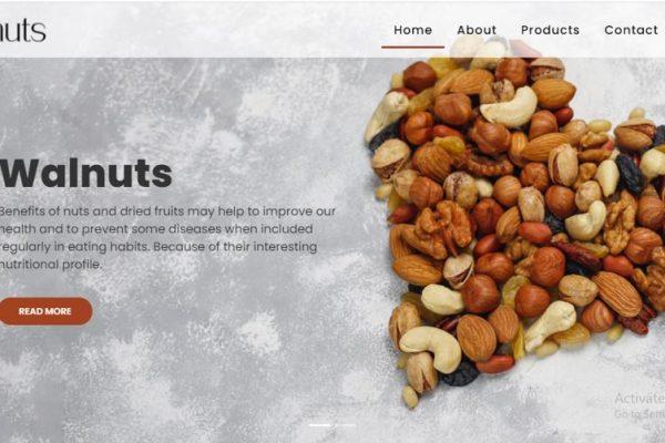 Walnuts Trading